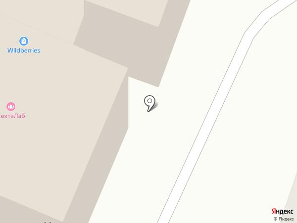 Автомойки.ру на карте Хабаровска