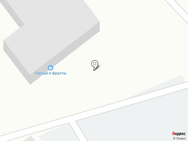 Киоск по продаже яиц на карте Хабаровска