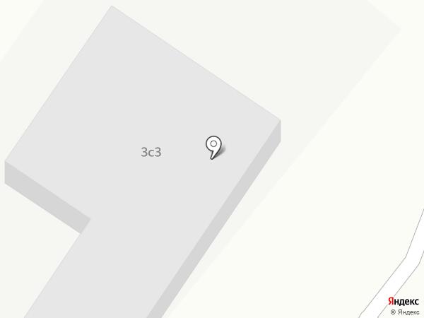 ТМС на карте Хабаровска