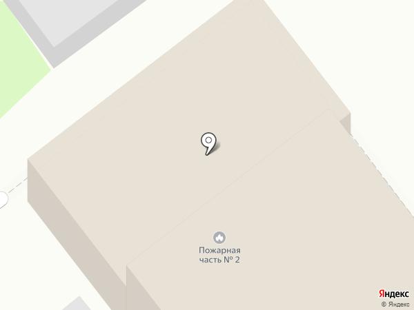 Центр противопожарной пропаганды и общественных связей на карте Хабаровска