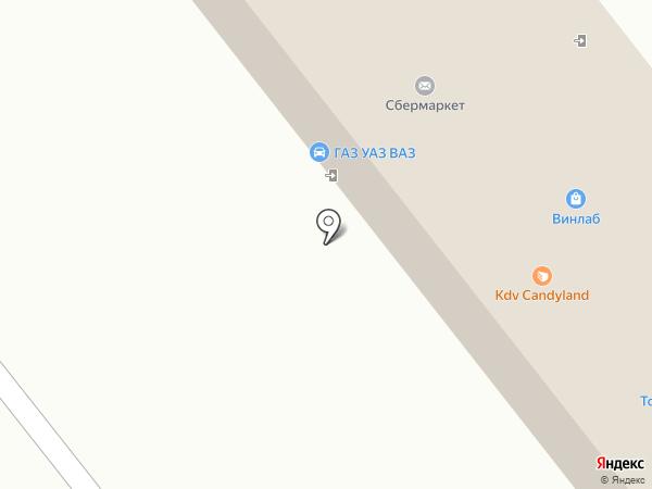 Авто-Эльф Трейдинг ЛТД на карте Хабаровска