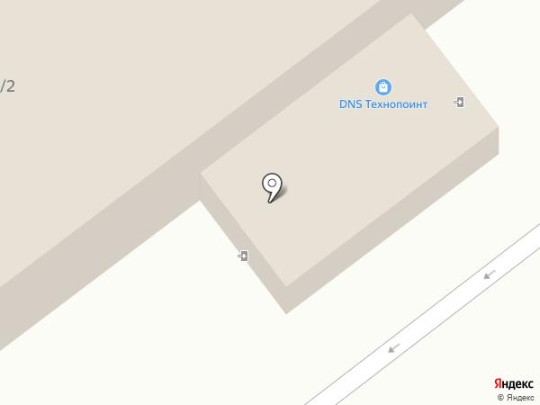 Сарма на карте Хабаровска