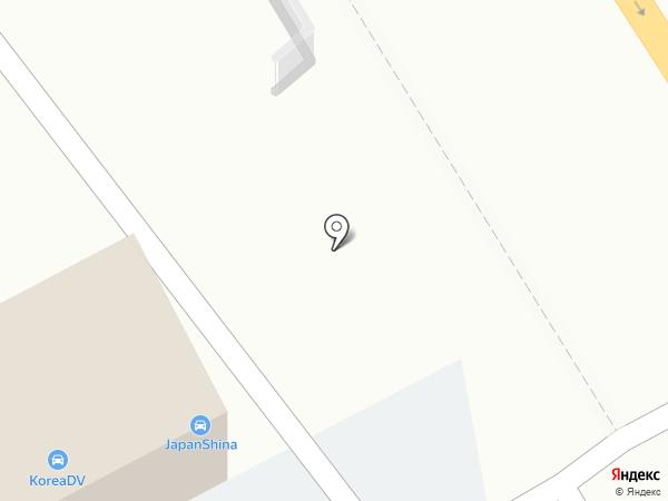 Вкусное место на карте Хабаровска