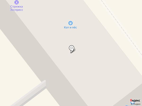 ПФК ДВ 25 на карте Хабаровска