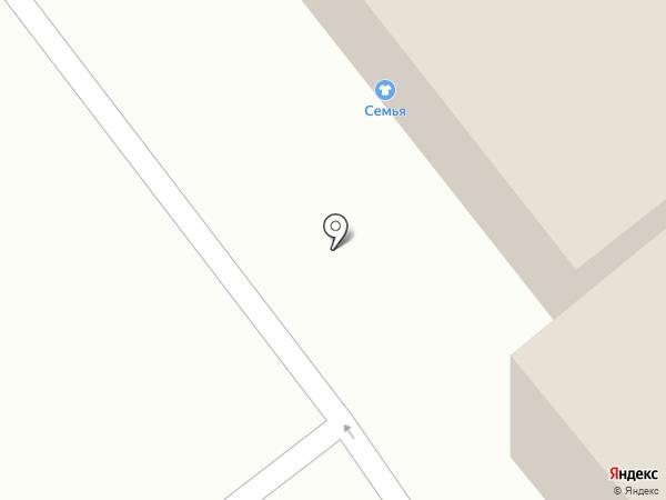 ДверьГород на карте Хабаровска