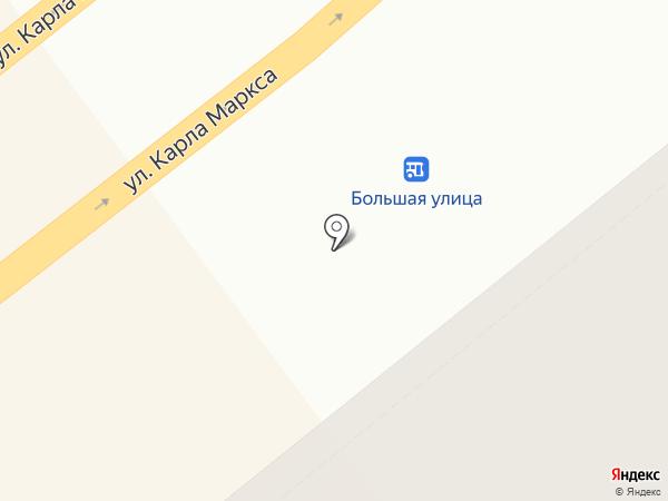 Qiwi на карте Хабаровска