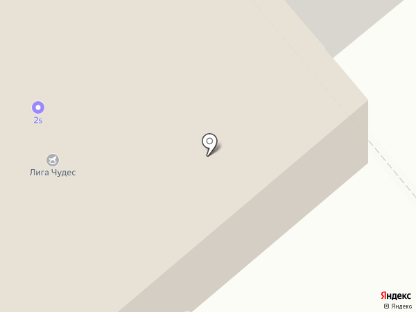 Спортивный клуб Кудо Дзюку на карте Хабаровска