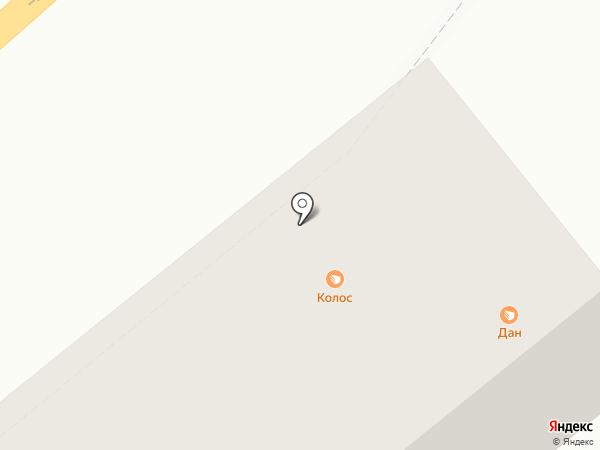 Дан на карте Хабаровска