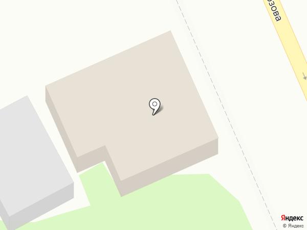 Мотор-СПА на карте Хабаровска