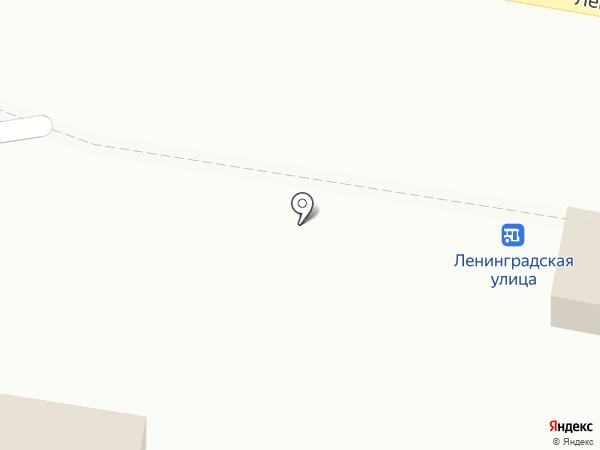 Автокафе на карте Хабаровска