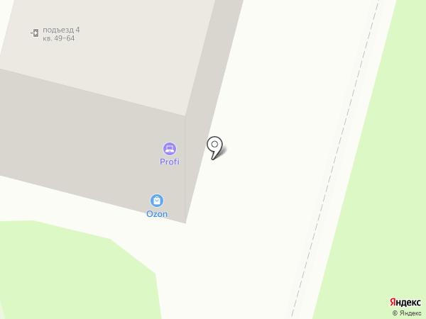 Инфинити на карте Хабаровска