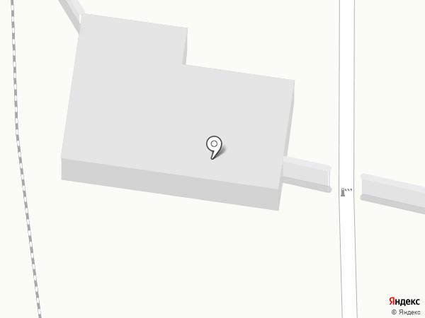 ТАНДЕМ на карте Хабаровска