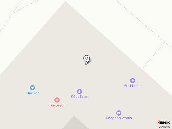 Ваш Проект на карте Хабаровска