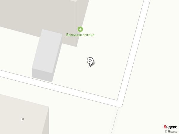Штат 27 на карте Хабаровска