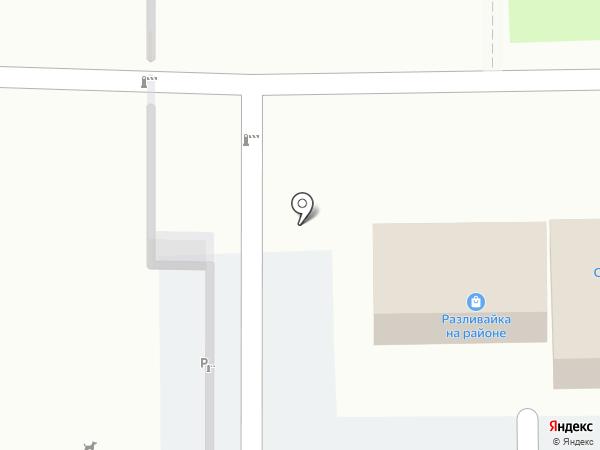 Наш детский на карте Хабаровска