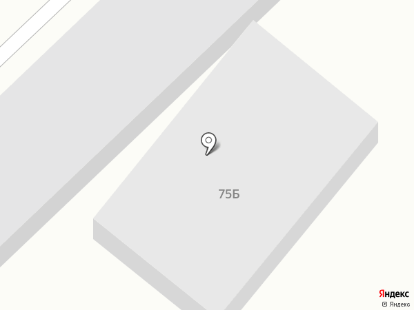 Гелон на карте Хабаровска