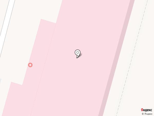 Хабаровский территориальный центр медицины катастроф, КГБУ на карте Хабаровска