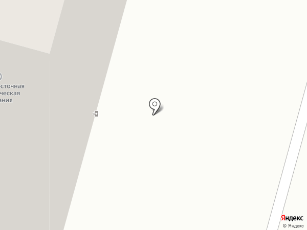 Дальневосточная экологическая компания на карте Хабаровска