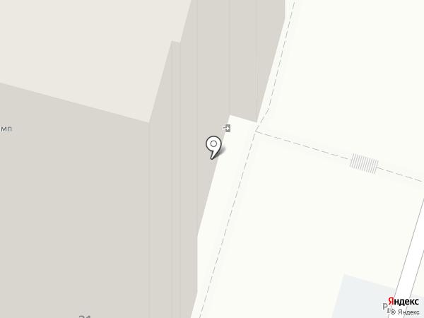 Олимп, ТСЖ на карте Хабаровска
