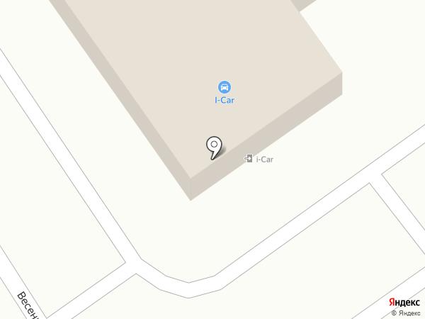 iCar на карте Хабаровска