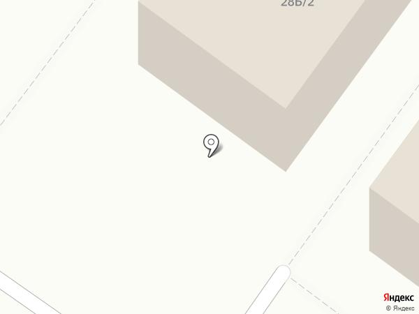 Veka на карте Хабаровска