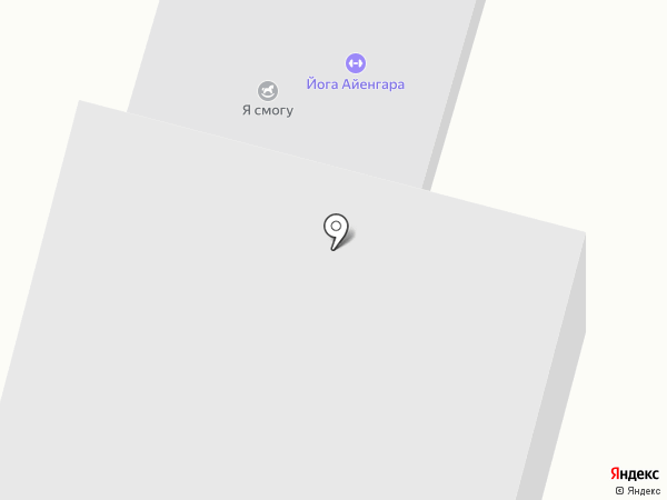 Дизайн27 на карте Хабаровска