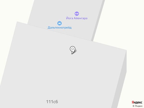 ДВ СпецСтройСервис на карте Хабаровска