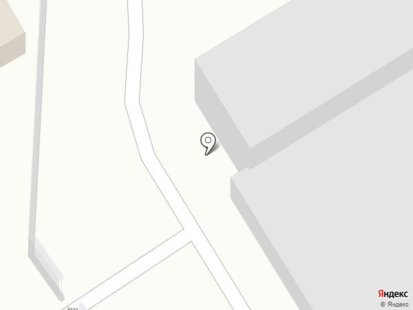 AUTOSTUDIO FUSION на карте Хабаровска
