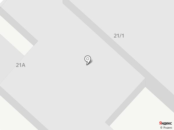 Элита на карте Хабаровска