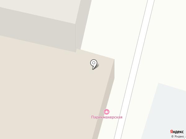 Успех на карте Хабаровска