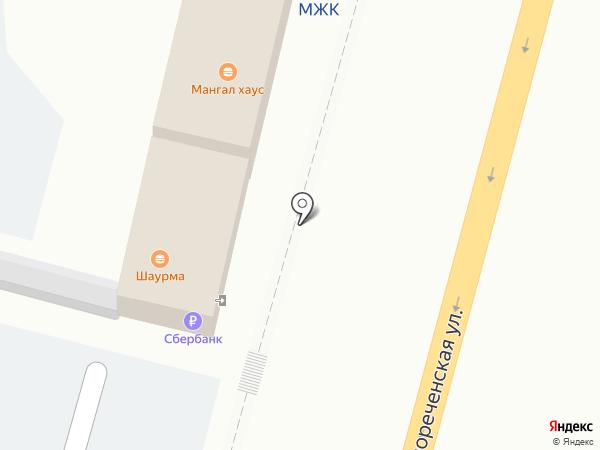 Шоколадный Департамент на карте Хабаровска