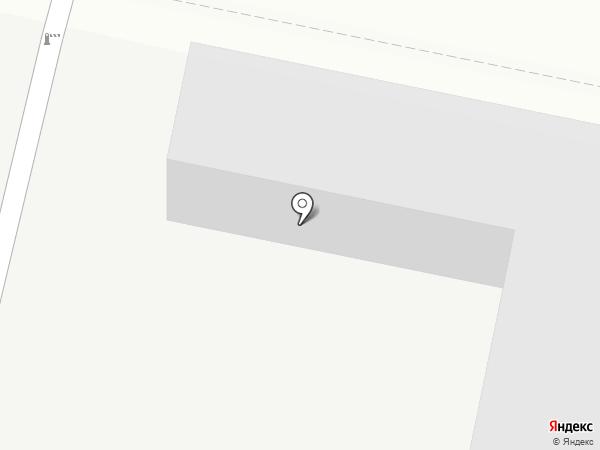 ДВ Моторс на карте Хабаровска