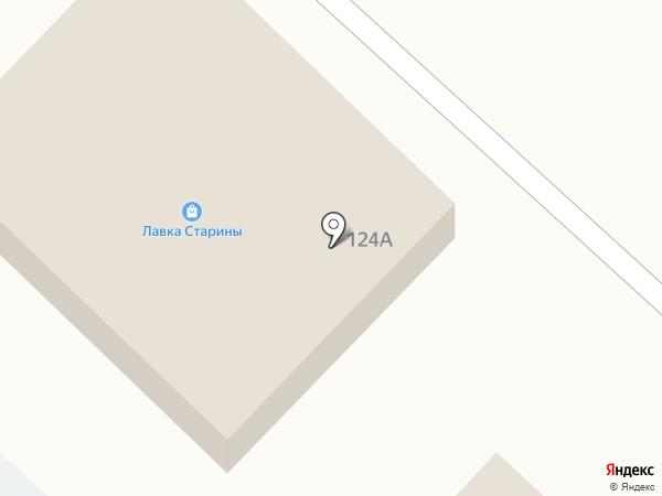 Глобус-Пак на карте Хабаровска
