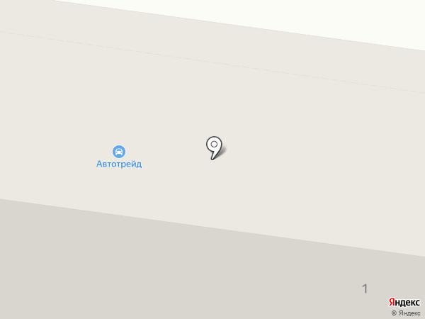 Автобакс на карте Хабаровска