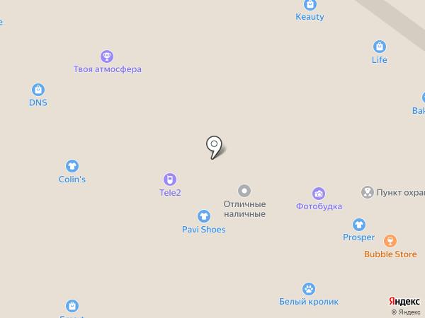 Pilgrim на карте Хабаровска