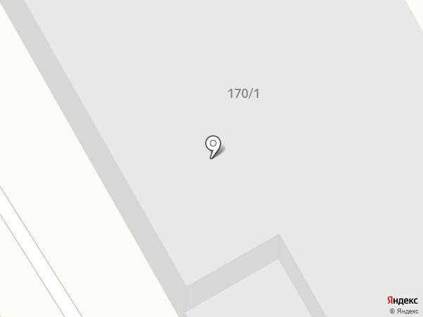 Игнат на карте Хабаровска