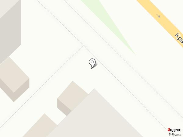 Экспресс на карте Хабаровска