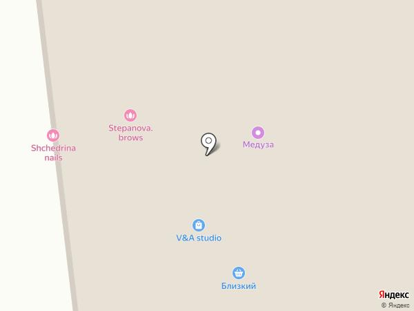 Торговая компания на карте Хабаровска