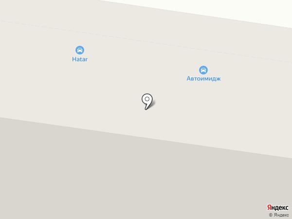 НАТАР.РУ на карте Хабаровска
