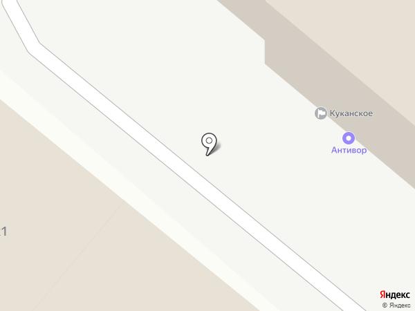 СтройТакси на карте Хабаровска