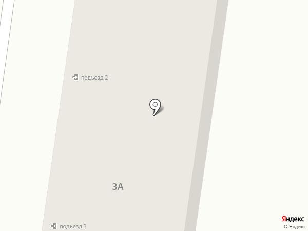 Бонтон на карте Хабаровска