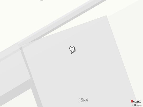 ТехАс на карте Хабаровска