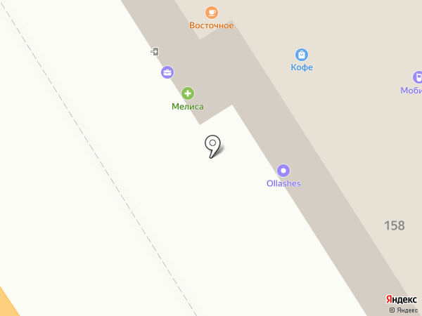 Алмазная резка на карте Хабаровска