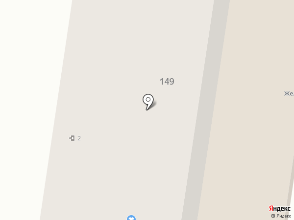 Клён, ТСЖ на карте Хабаровска