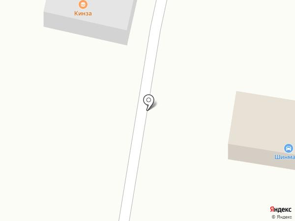 Drive 27 на карте Хабаровска