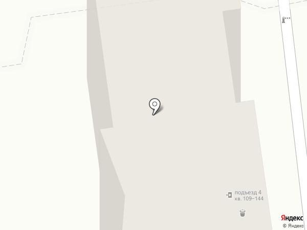НИКА, ТСЖ на карте Хабаровска