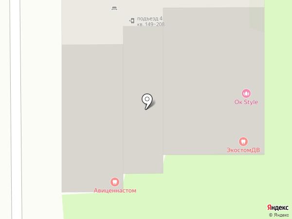 NailsDV_Shop на карте Хабаровска