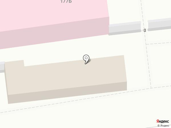Магазин-пекарня 7 на карте Хабаровска