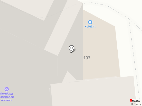 Sonik Trans на карте Хабаровска
