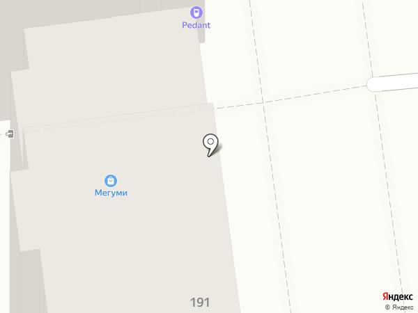 Севен Сервис на карте Хабаровска